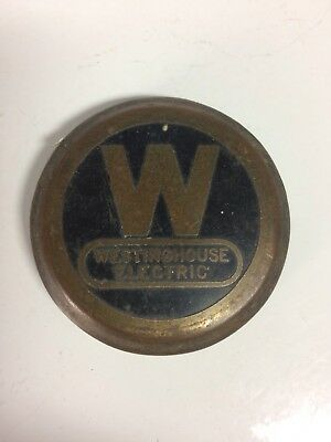 Antique Westinghouse Electric Fan Badge