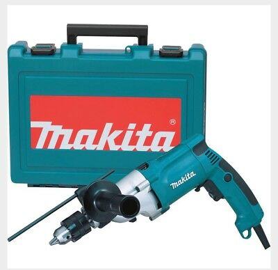 Makita Hp2050 6.6 amp corded hammer drill with torque limited