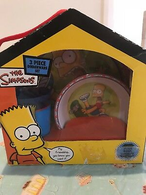 The Simpsons Collectable Set