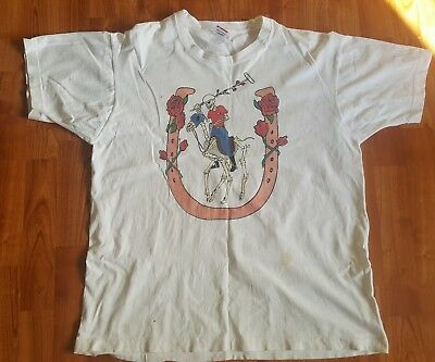 Vintage Grateful Dead Bob and Jerry's Polo Club Shirt