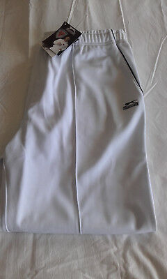 Slazenger white cricket pants 2XL Brand New with tags
