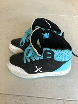 Boys Roller Shoes Size 2