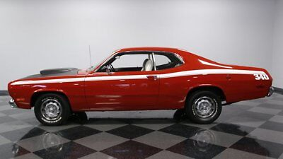1972 Plymouth Duster 340 Plymouth 340 Duster