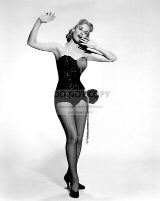 FB-416 8X10 PUBLICITY PHOTO ACTRESS KAREN JENSEN PIN UP