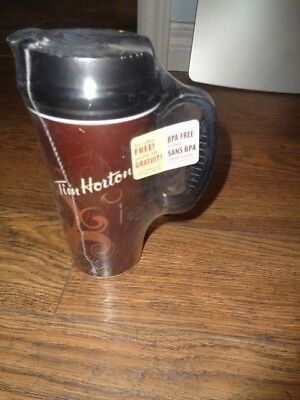 Tim Hortons Travel Mug - New Sealed