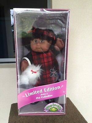 Limited Edition Pet Collection - Cabbage Patch Doll