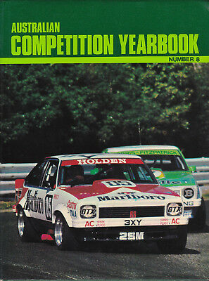 Australian Competition Yearbook Number 8 - 1979