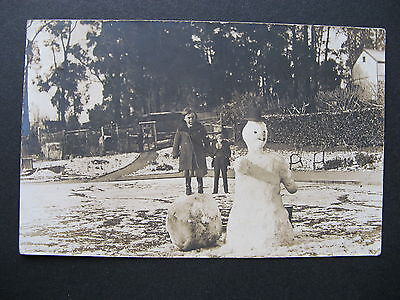 Possibly Aldgate  South Australia  Snowman  TO Simmons Commercial Rd Mt Gambier