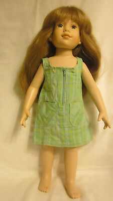 "Robert Tonner ""magic Attic Club"" Girl Doll ""megan"", Red Hair, Green Eyes, 18 In."