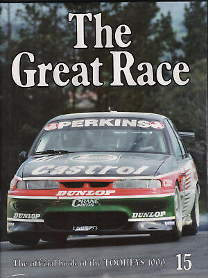 The Great Race Number 15 - 1995 Bathurst Tooheys 1000