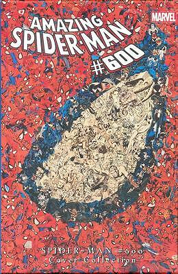 Cofanetto Amazing Spider Man 600 Cover Collection  Nuovo 8 Variant Panini Comics