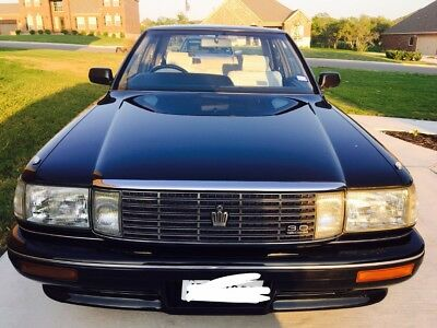 1990 Toyota Crown  Toyota crown 1990