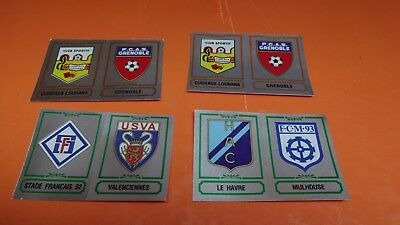 4 images FOOTBALL 85 - ECUSSONS SECONDE DIVISION