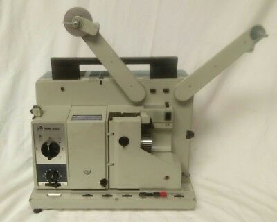 RANK ALDIS AUTOMATIC 16mm Film & Sound Projector Good Working Condition