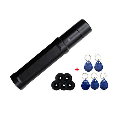 Alloy version Rechargeable Security RFID Reader Guard Tour System/Patrol Reader