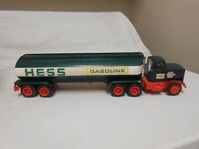 Hess Gasoline, Fuel Oils Tanker Toy Truck from the 1970's