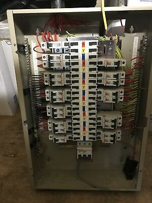 Merlin Gerin distribution board 3phase 12 Way