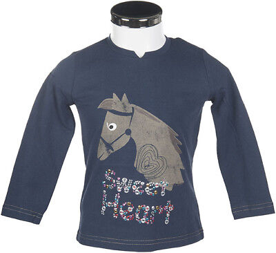 Little Sister Childrens Sweat Shirt - Sweetheart