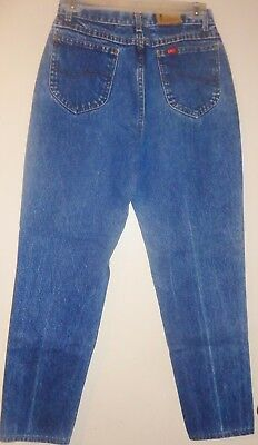 Vintage, Lee, size 11-med womans jeans ,straight leg ,inseam 28