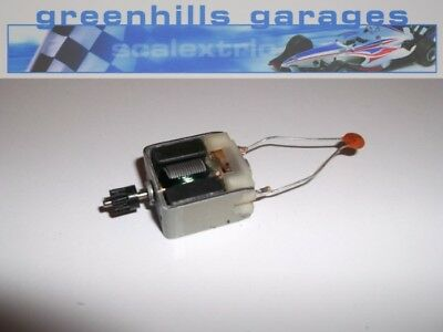 Greenhills Scalextric Ford Fiesta XR2i Engine with Pinion Used P2295 ##x