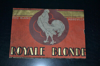 Royal Blonde