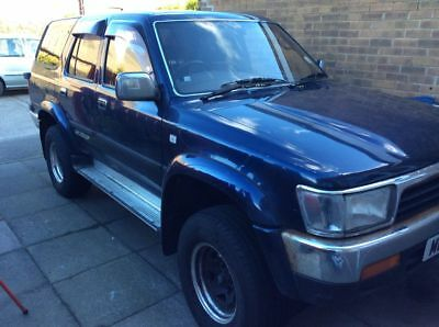 Toyota Hilux Surf 3L turbo Auto Spares or Repair