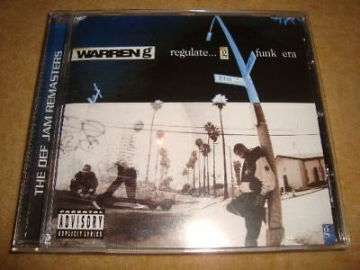 WARREN G - Regulate... G Funk Era  (THE DEF JAM REMASTERS + Remix & Video)