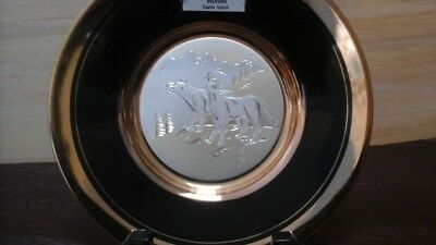 Collectale Wolf Plate