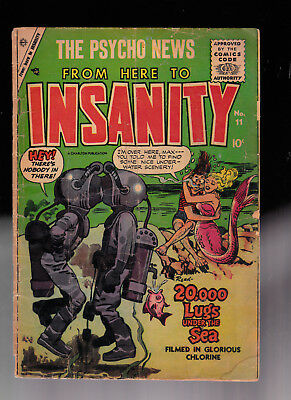 From Here To Insanity 11 Kirby art