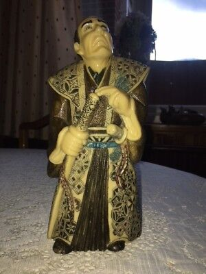 Large Oriental Chinese/ Japanese Netsuke of an Official