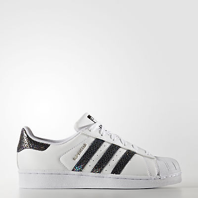 adidas Superstar Metallic Snake Shoes Kids'