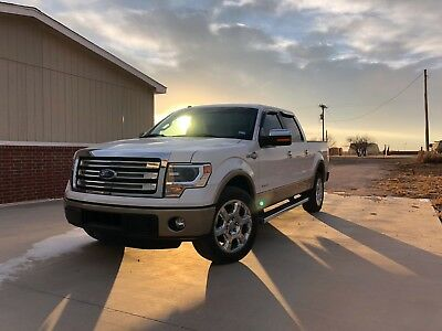 2014 Ford F-150  2014 Ford F-150 King Ranch LOW MILES!! VERY CLEAN!!