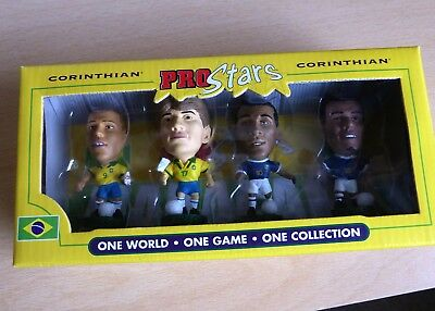 Corinthian Prostars Brazil 4 Pack. Top Condition