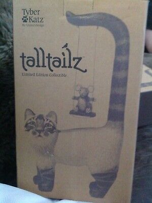 Talltailz Tyber  Katz by united design. limited edition collectable
