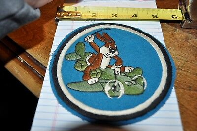 WW2  US AIR FORCE PATCH, 434th Troop carrier  Squadron no glow 5""