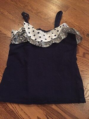 Justice Brand Tank Top Girls Size 10
