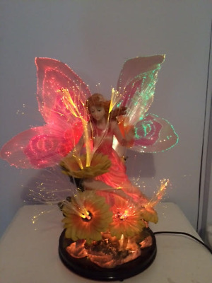 Fairy Statue night light- beautiful decoration for any child's bedroom