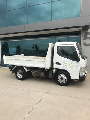 Tipper Hire 2T Epping