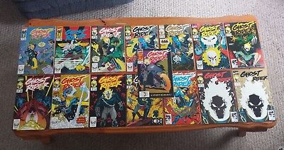 GHoST RiDeR (1990-1991) LOT #'s 1-11, 14, 15 NM/NM+