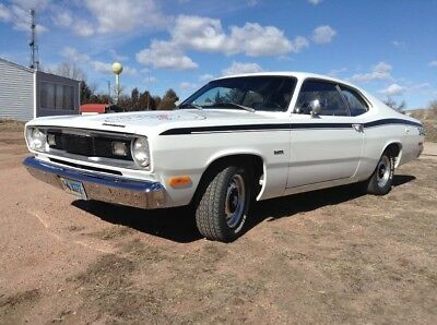 1972 Plymouth Duster 340 1972 Plymouth Duster