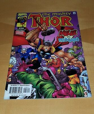 The Mighty Thor #28 (1998) Marvel Comics V/f+