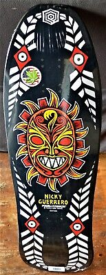 POWELL PERALTA Nicky Guerrero Mask Deck*  Brand new* (sealed)
