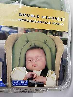 Especially for Baby Double Headrest Cotton From Newborn to Infant