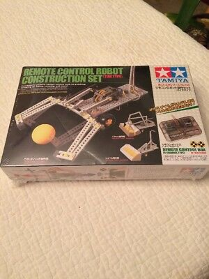 New Tamiya 70162  No.162 Remote Control Robot Construction Set 4-Channel Type