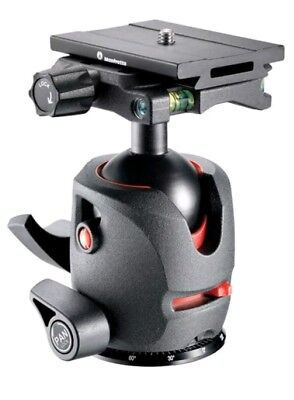 Brand New - Manfrotto MH055M0-Q6 Magnesium Ball Head with Q6 Quick Release