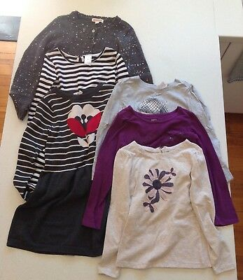 Girls Size 5-6 Winter Bulk Clothing Bundle