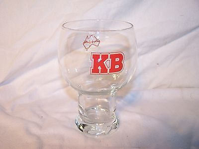 Vintage Tooths Kb Lager Beer Glass Breweriana Pub Bar Drinking