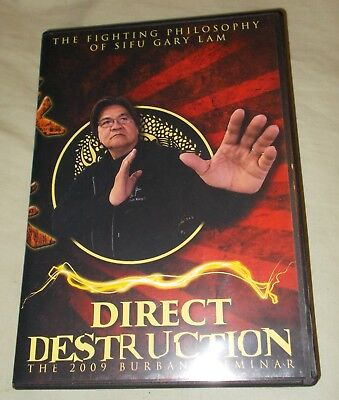Gary Lam Direct Destruction DVD .LAST CHANCE bid now or never