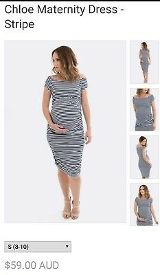 maive and Bo maternity dress S