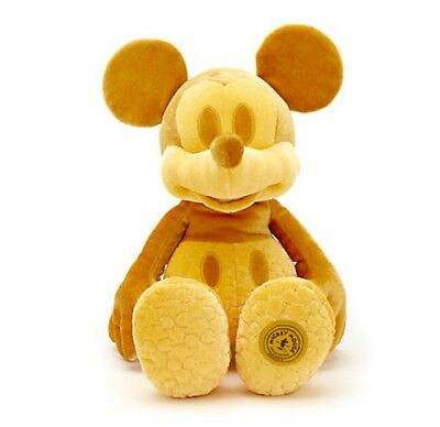 Disney Store Plush Mickey Mouse Memories February Edition